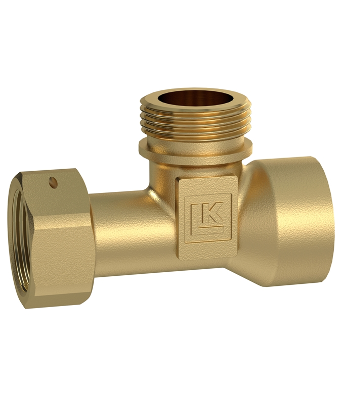 LK 933 - Male / Female / Rotating nut  Product image (LKA)